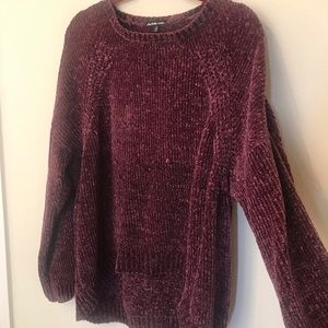 Soft & Cozy Maroon Sweater